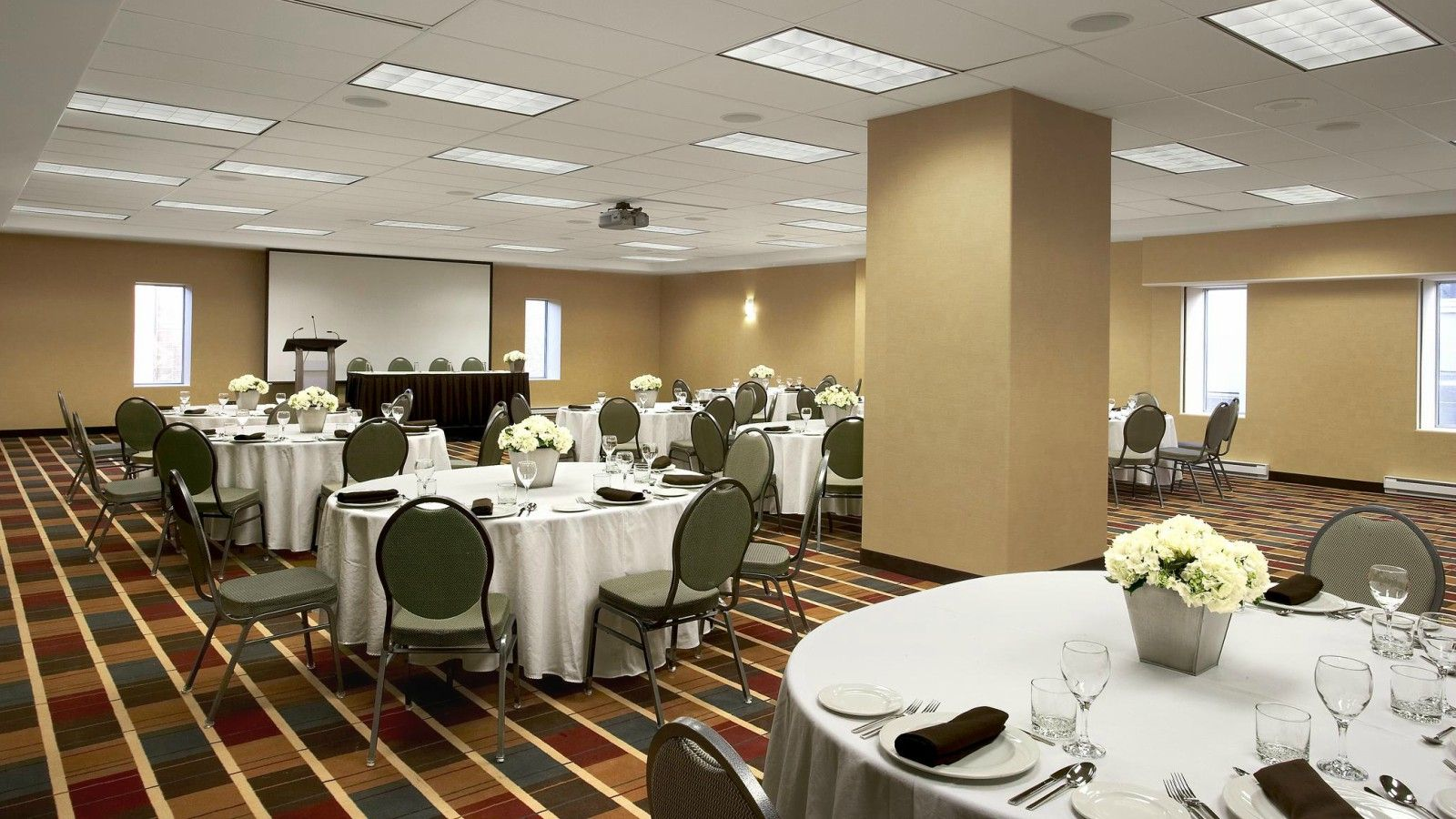 Event Venues in Halifax - Admirals Room