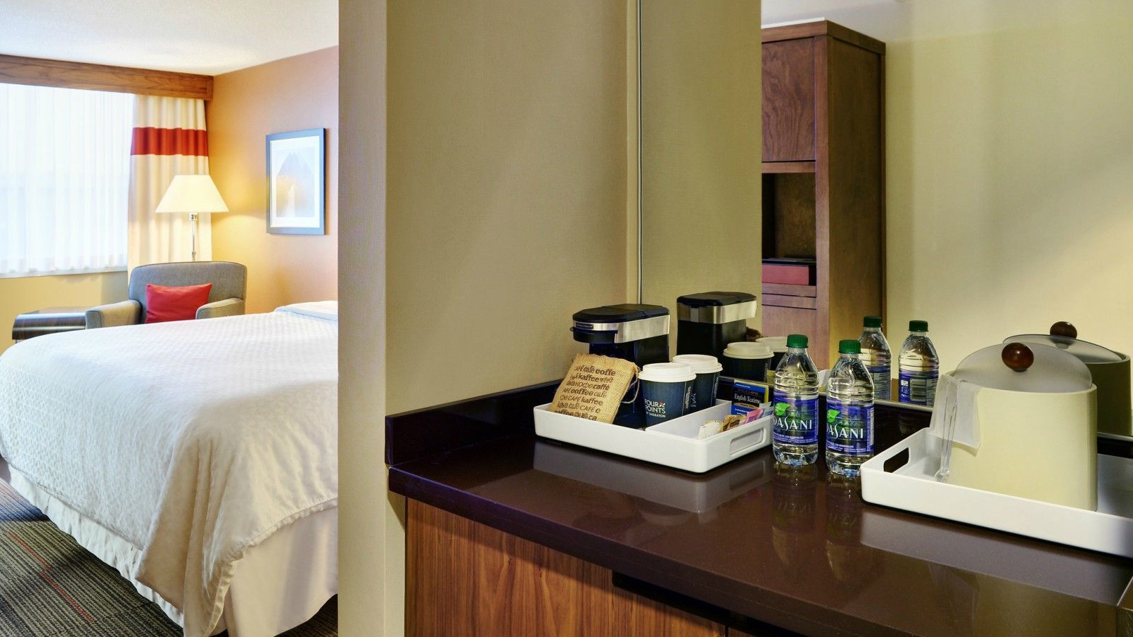 King Guest Room on SPG Floor