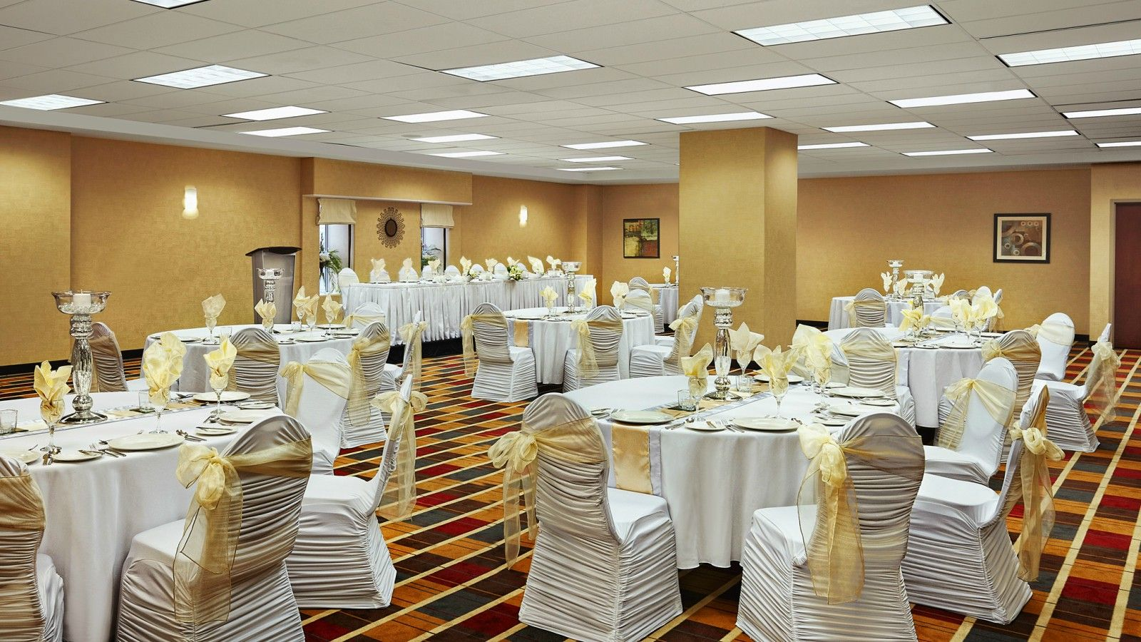 Wedding Venues Halifax - Banquet